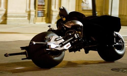 BATMAN en action