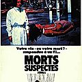 MORTS SUSPECTES - 7,5/10