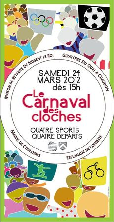 2012 affiche carnaval