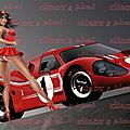 24 Heures du <b>Mans</b> 1966 - 1967 : le duel Ford / Ferrari - 24 Hours of Le <b>Mans</b> from 1966 to 1967: the duel Ford / Ferrari