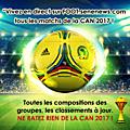 CAN 2017 : Second match pour nous ce soir 🇲🇦