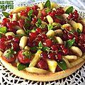 Tarte aux <b>fruits</b>