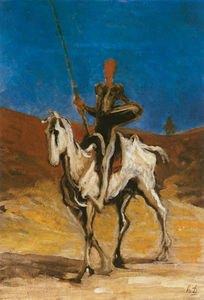 don_quichotte_daumier