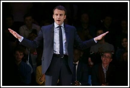 Macron Londres