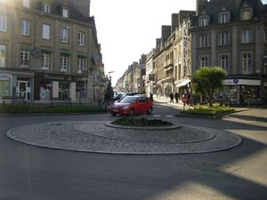 Avranches rue Constitution
