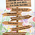 Journée Univer'<b>Celle</b> du 26 avril 2015