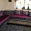 Marco décoration orientale