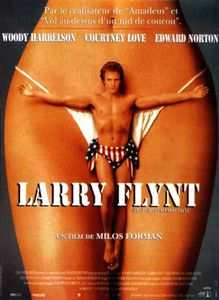 Affiche larry flint