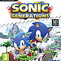 Article IME: Test de Sonic Generations
