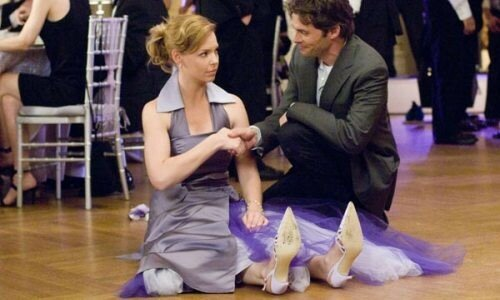 Katherine Heigl et James Marsden