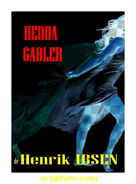 Hedda Gabler Norge Henrik Ibsen Affiche plakat picture