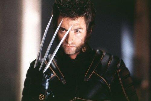 Hugh Jackman dans X-Men, premier du nom