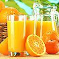 Le jus d'orange 100 %, oui mais de quoi ?
