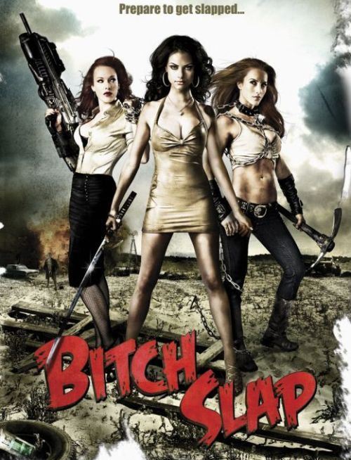 Bitch Slap, le Poster officiel