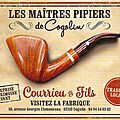 Les <b>pipes</b> de Cogolin