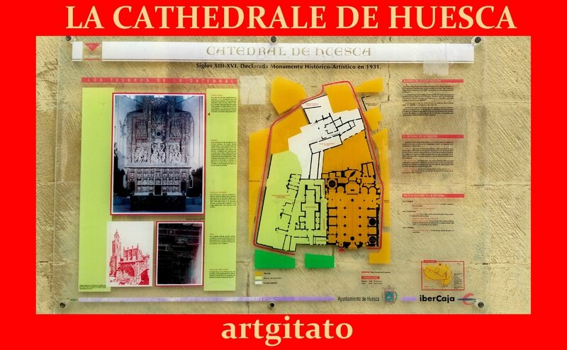 Cathedrale et Musée Diocesain Museo Diocesano Catedral Huesca Artgitato 11