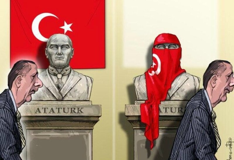 Erdogan illustration