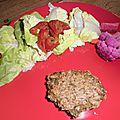 La cuisine végétale de Cristine