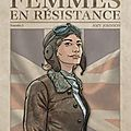 Femmes en résistance 1.Any JOhnsOn