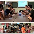 Première participation du lycée Jean-Moulin au concours des débats citoyens en <b>anglais</b>