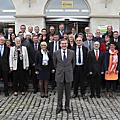 installation du conseil <b>départemental</b> de la Manche - jeudi 2 avril <b>2015</b>