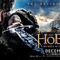 Le Hobbit 3 : la bataille des cinq armées (10 décembre 2014)