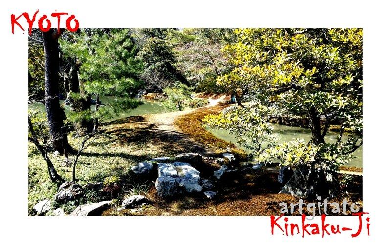 Japon Kyoto Kinkakuji Artgitato 9