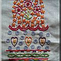 Sal <b>broderie</b> <b>traditionnelle</b>!