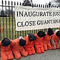 Guantanamo : une ptition au centime jour de la grve de la faim 
