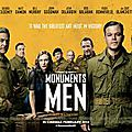 Monuments Men - and helper Woman - de George Clooney Avril 2014