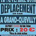 Dép à Diochon (cars et voitures)