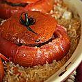 <b>Tomates</b> farcies à ma faço
