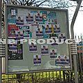 Affichages sauvages à Noisy-le-Sec : Certains candidats tiennent-ils leurs troupes ?