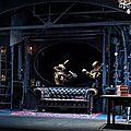 <b>Théâtre</b> : 20 000 lieues sous les mers : un voyage poétique et fantastique à bord du Nautilus