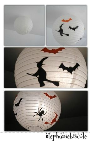 boule japonaise customisée diy