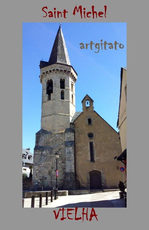 Saint Michel Vielha ArtgitatoSant Miquel Iglesia Eglise