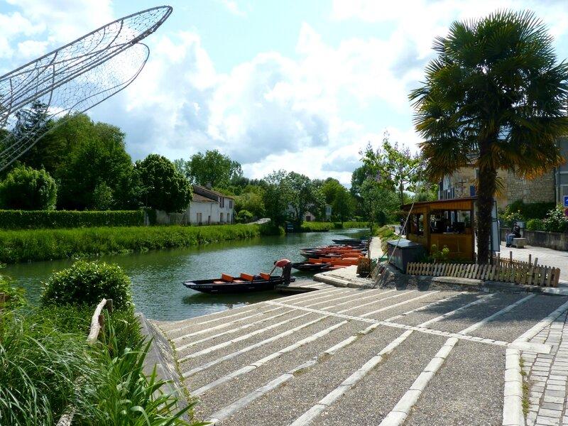 Coulon Venise verte