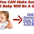 Have A Baby Girl - New Strategies To Get Pregnant With A Girl