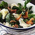 Salade d'au