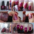OPI - The one that got away & <b>Teenage</b> <b>dream</b>
