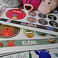 Pepahart : les étiquettes personalisées So cute !