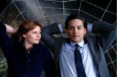 Kristen Dunst & Tobey Maguire