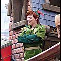 Tribulations d'une Cast Member à Disneyland Paris