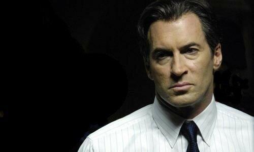 L'Agent Strahm, alias Scott Patterson