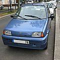 Fiat Cinquecento (1991-1998)