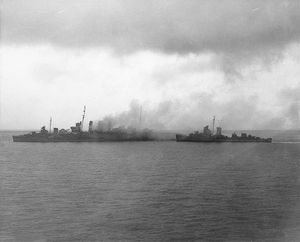 Damaged_HMS_Canberra-Savo_Island-9Jun42