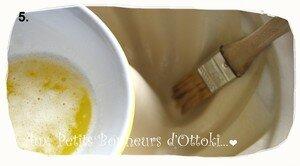 recettes dessert  Kouglof sucré