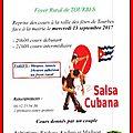 <b>SALSA</b> CUBAINE