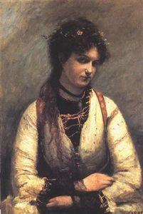 Corot portrait4