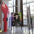 Raphaël Barontini // Salon de <b>Montrouge</b> // <b>Montrouge</b>